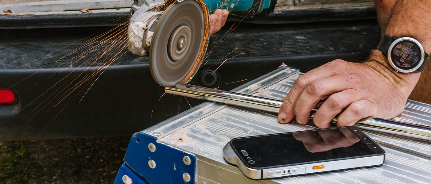 Cat phones: Rugged Phones
