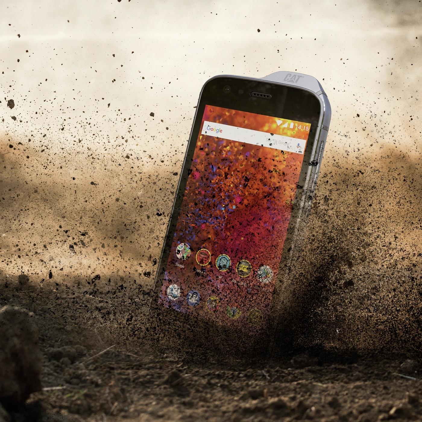 Dust proof Cat S61   Cat phones
