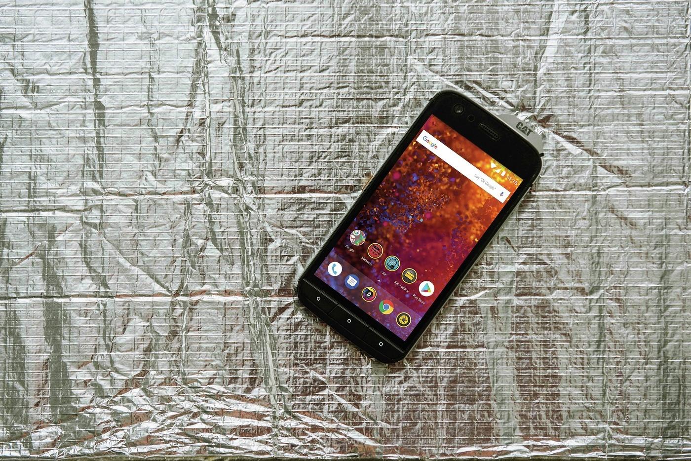 Cat S61 smartphone | Cat phones